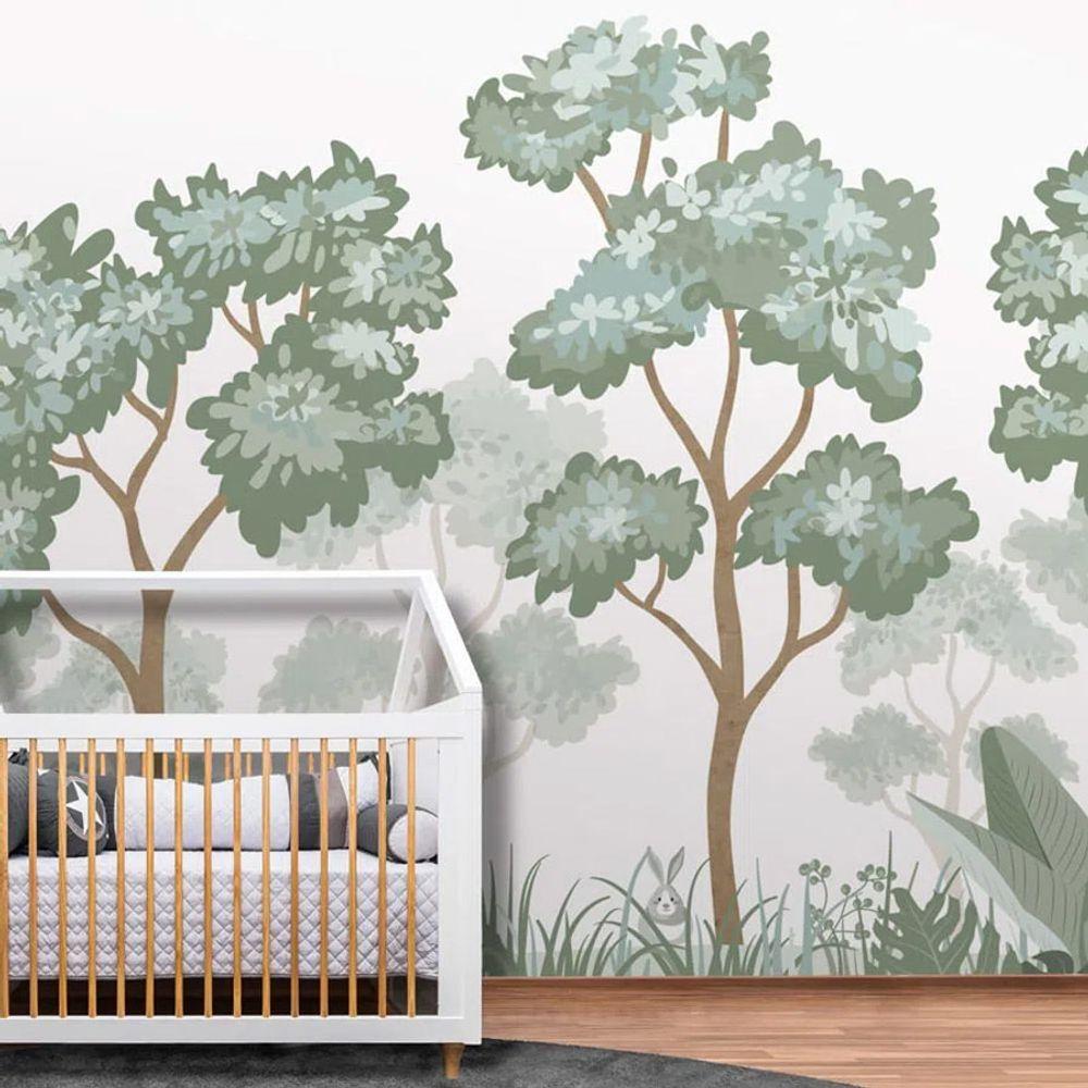 Mural-Floresta-Verde-Seco-1