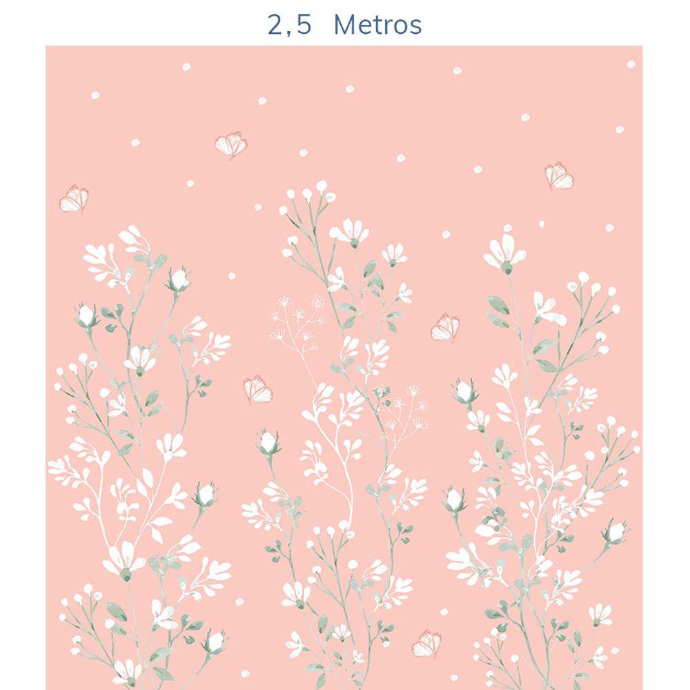 Mural-Floral-Classic-Rosa-Lichia-2