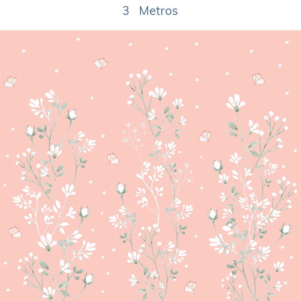 Mural-Floral-Classic-Rosa-Lichia-3