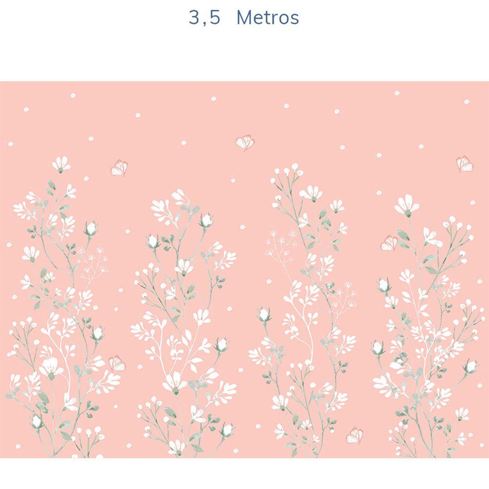 Mural-Floral-Classic-Rosa-Lichia-4