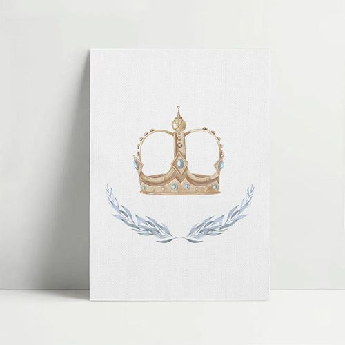 Gravura Coroa