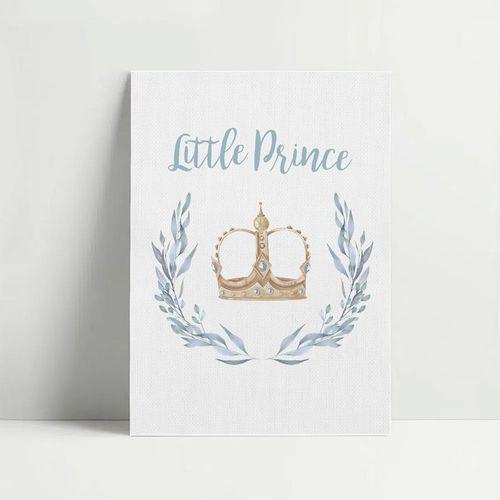"Gravura Coroa ""Little Prince"""
