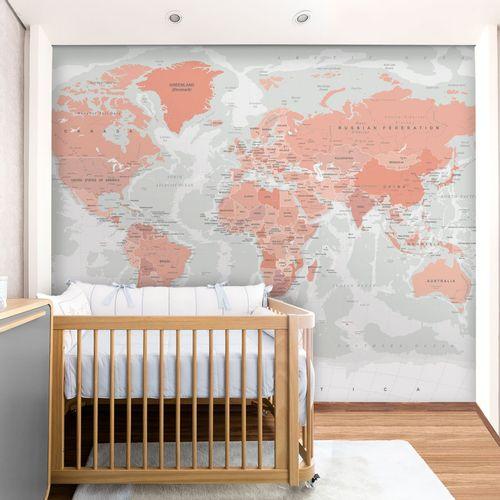 Mural-Mapa-Mundi-Geopolitico-Cinza-1