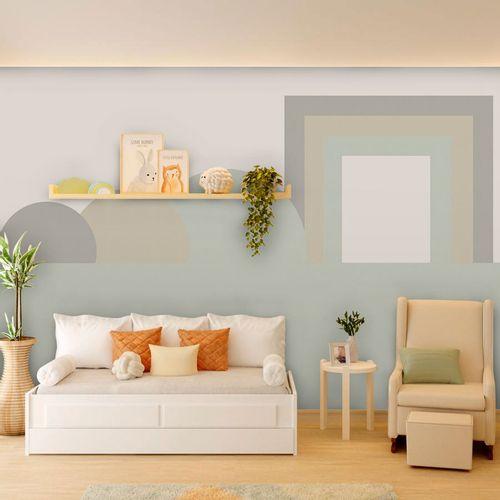 Mural-Geometrico-Circulos-e-Retangulos-1