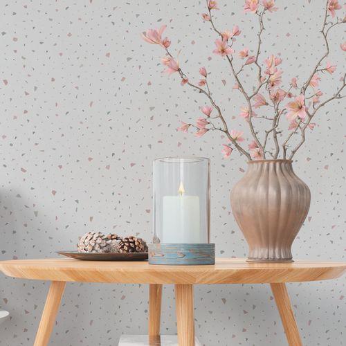 Papel-de-Parede-Granilite-Mini-Textura-Rosa-Cha-1